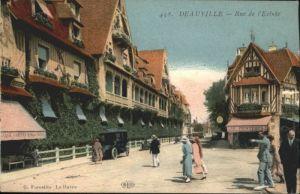 Deauville Rue de l'Ecluse x