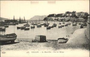 Le Mourillon Port de Refuge *