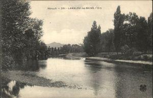 Lamalou-les-Bains L'Orb *