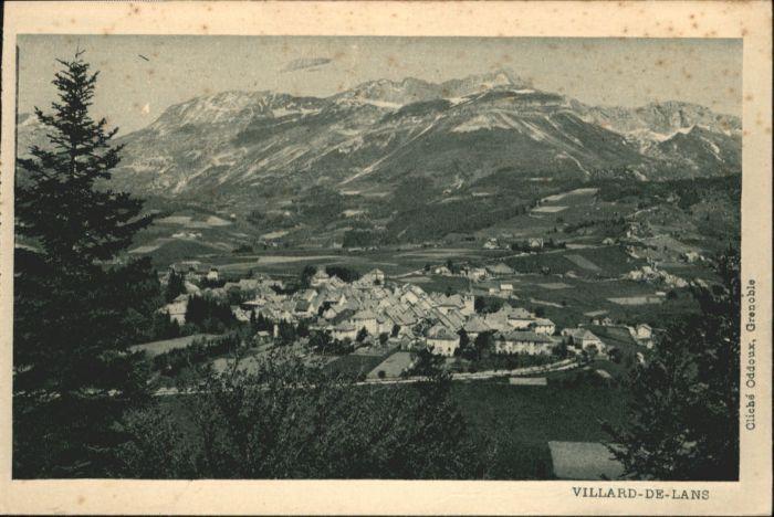 Villard-de-Lans  *
