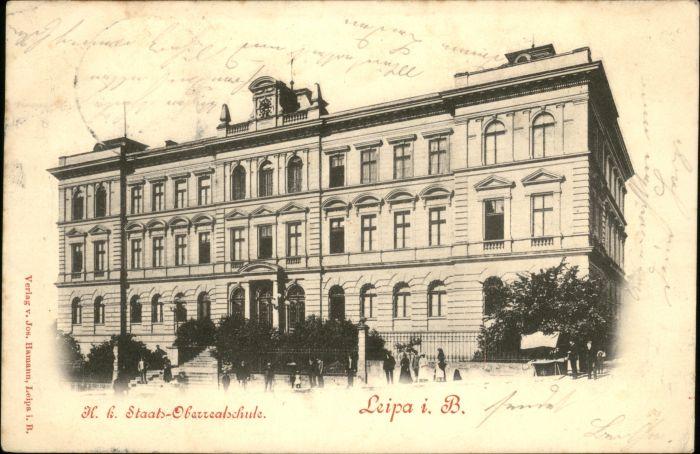Leipa Boehmen Schule x