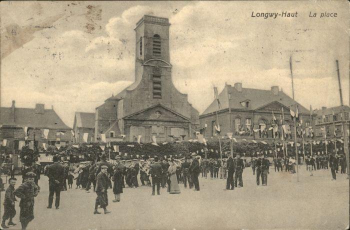 Longwy Lothringen Longwy Platz x / Longwy /Arrond. de Briey