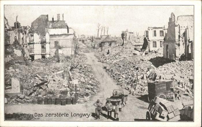 Longwy Lothringen Longwy  * / Longwy /Arrond. de Briey