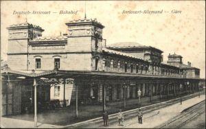 Avricourt Sarrebourg Gare Bahnhof x / Avricourt /Arrond. de Sarrebourg