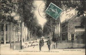 Guingamp Avenue Gare x