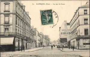 Alencon Orne Rue Cours x