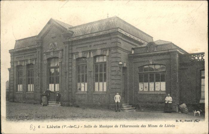 Lievin Salle Musique Harmonie Mines  x