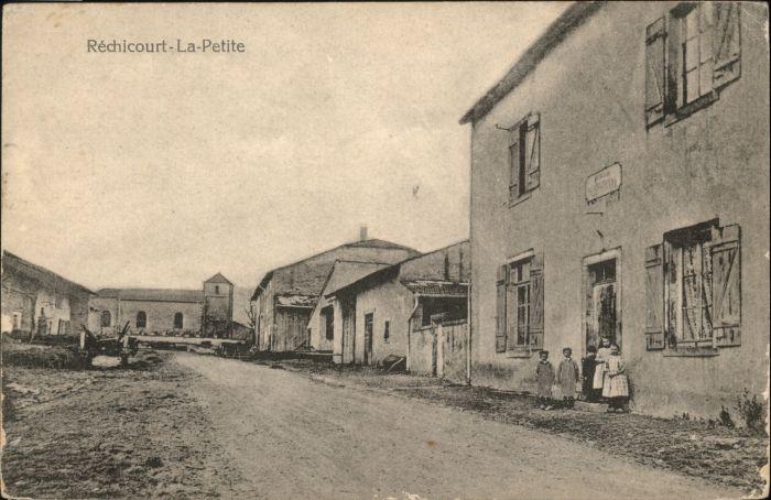 Rechicourt-la-Petite  x
