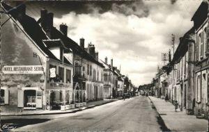 Villeneuve-l Archeveque Villeneuve-l'Archeveque Yonne Rue Breard *