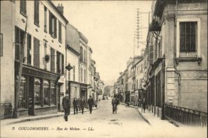 Coulommiers Rue Melun *