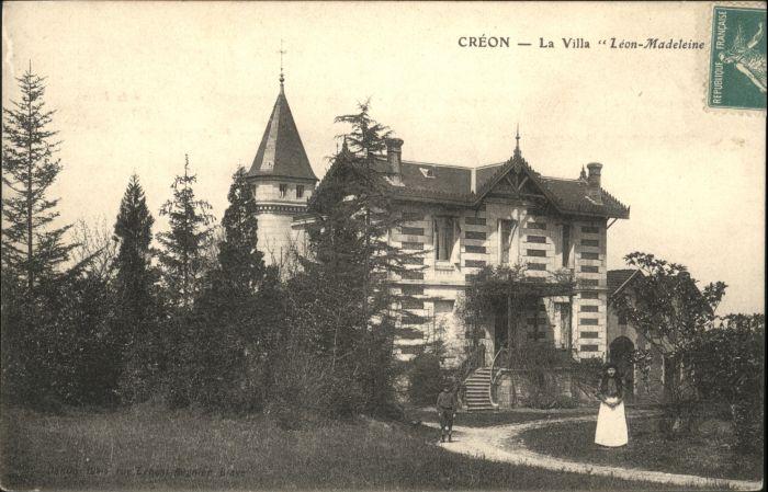 Creon Villa Madeleine x