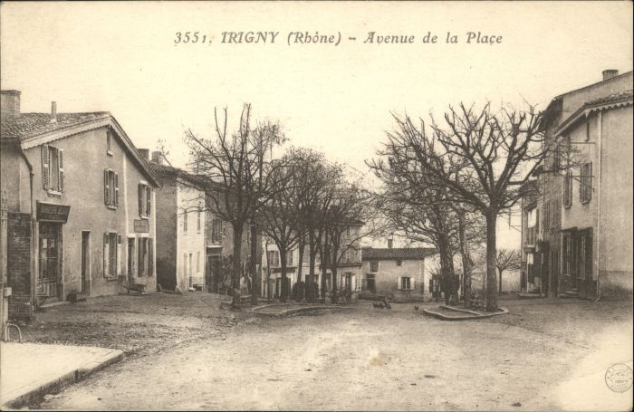 Trigny Rhone Aveneu Place x