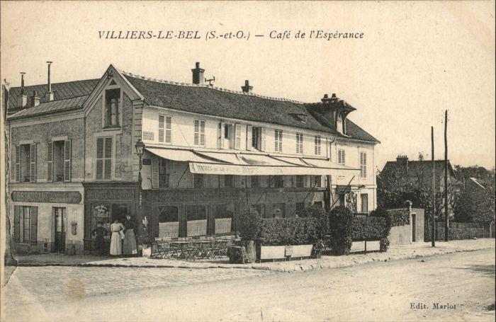 Villiers-le-Bel Cafe Esperance *
