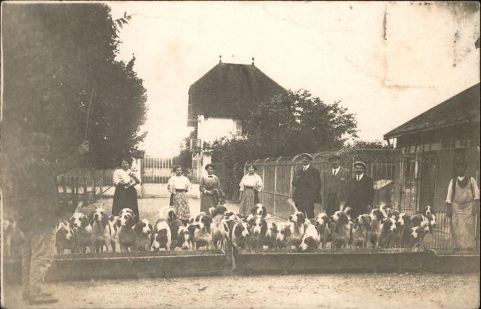 Arcis-sur-Aube [Stempelabschlag] Hund x