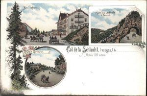 Col de la Schlucht Vosges Hotel Defranoux Chalet Hartmann *