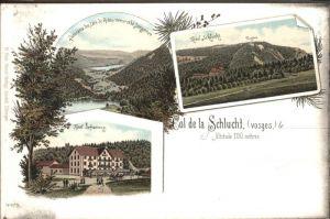 Col de la Schlucht Hotel Schlucht Hotel Defranoux Vosges *