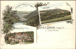 Col de la Schlucht Hotel Defranoux Hotel Schlucht Vosges *