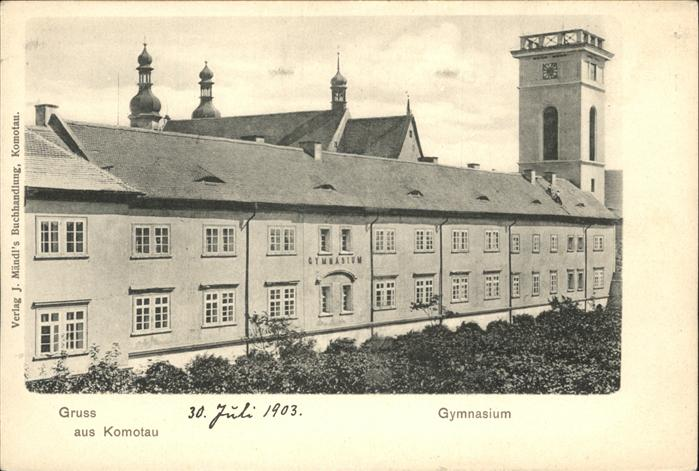 Komotau Gymnasium