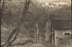 wz92545 Bergerac Eglise Saint-Sauveur Kategorie. Bergerac Alte Ansichtskarten