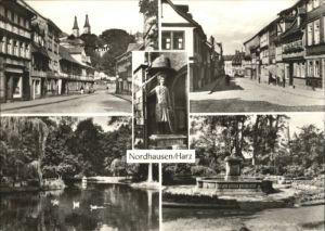 Nordhausen Thueringen Nordhausen Harz  * / Nordhausen /Nordhausen LKR