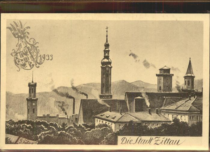 Zittau 1000 Jahre Oberlausitz Kat. Zittau
