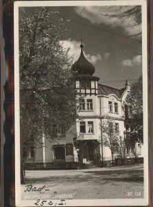 Bad Oppelsdorf Habsburg Kat. Opolno Zdroj