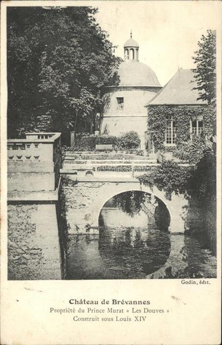 Limeil Brevannes Chateau de Brevannes Prince Murat Louis XIV Kat. Limeil Brevannes