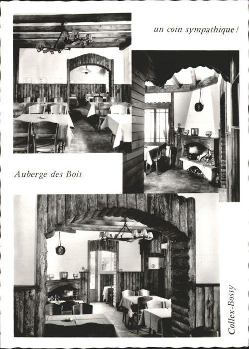 Bild zu Collex Auberge de...
