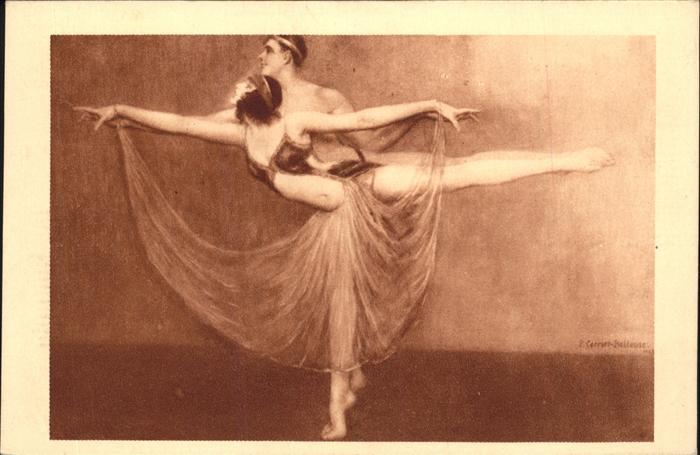 Ballett  Kat. Tanz