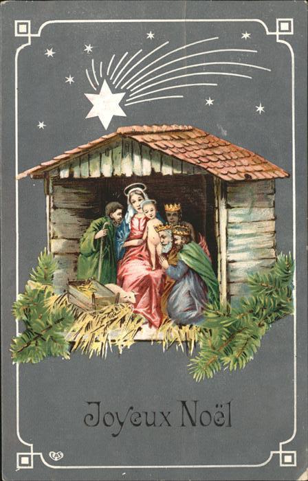 Krippe Weihnachten  Kat. Weihnachten