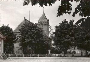 Hohenwestedt Kirche Kat. Hohenwestedt