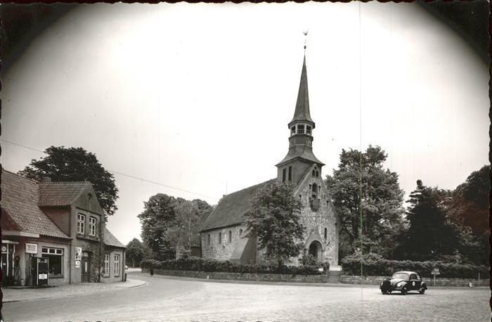 Kirche Schenefeld