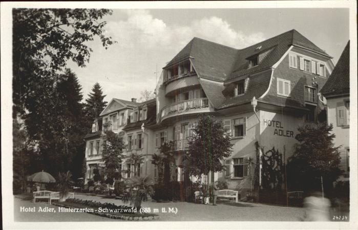 hotel adler schwarzwald hinterzarten