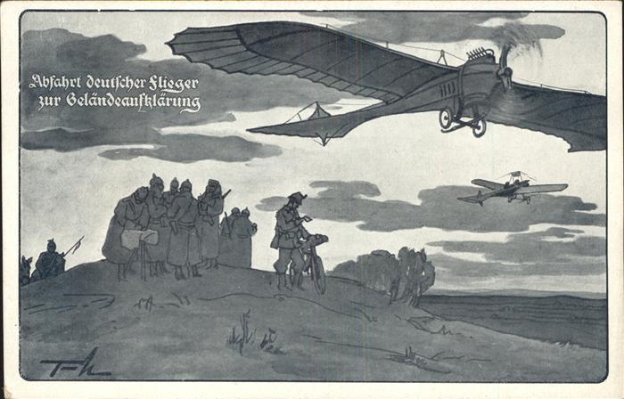 Segelflug deutscher Flieger Kat. Flug