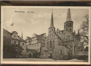Merseburg Der Dom Kat. Merseburg