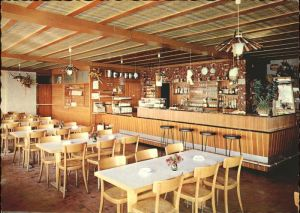 Rougemont Pays d Enhaut Restaurant de la Videmanette Kat. Rougemont
