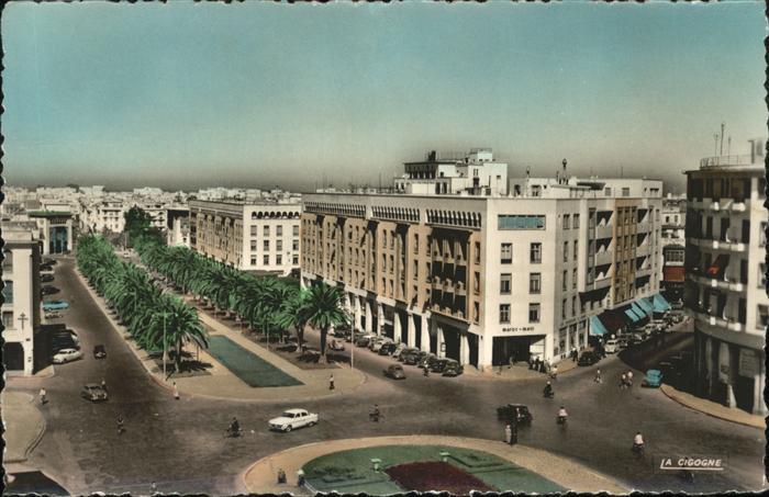 Rabat Rabat Sale Avenue Mohammed V Kat. Rabat