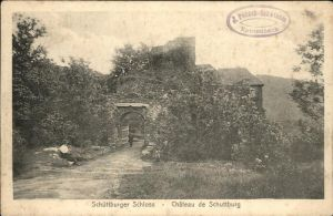 Bar sur Aube Schuettburger Schloss Kat. Bar sur Aube