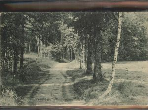 Strausberg Brandenburg Waldseee am Boetzsee Kat. Strausberg