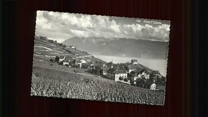 Bild zu Aran sur Villette...