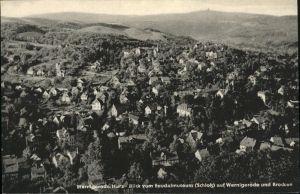 Wernigerode Harz Gesamtansicht / Wernigerode /Harz LKR
