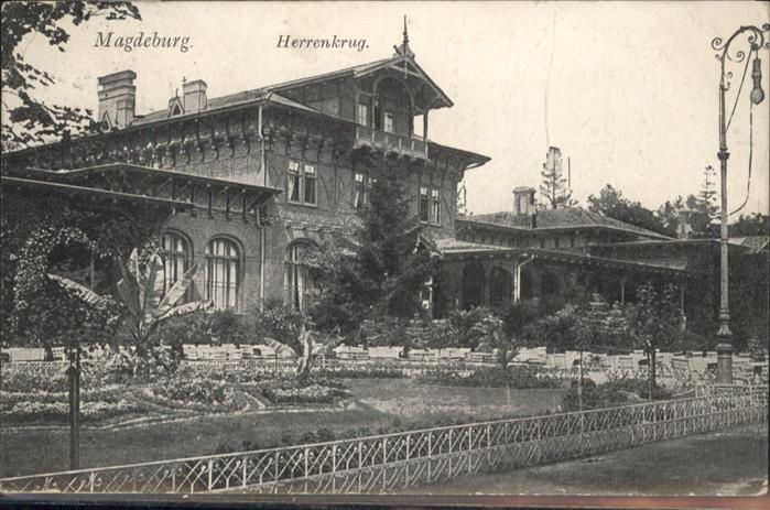 Magdeburg Herrenkrug / Magdeburg /Magdeburg Stadtkreis
