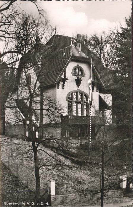 Eberswalde Villa Kat. Eberswalde