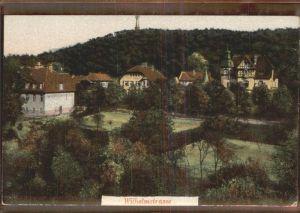 Bad Freienwalde Ortsblick Kriegerdenkmal Kat. Bad Freienwalde