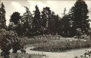 Sangerhausen Suedharz Rosarium Kat. Sangerhausen
