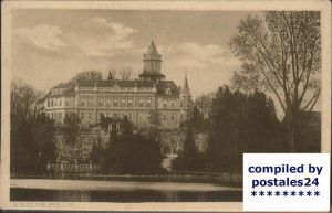 Wiesenburg Mark Schloss Kat. Wiesenburg Mark