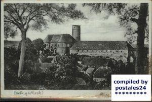 Belzig Burg Eisenhardt Kat. Belzig