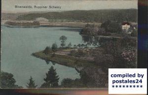 Binenwalde Seepanorama Kat. Neuruppin