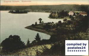 Binenwalde Seepanorama am Kalksee Kat. Neuruppin