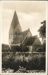 Alt Gaarz Kirche Kat. Ostseebad Rerik